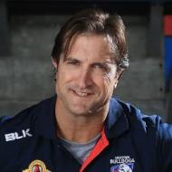 Luke Beveridge, Head Coach for WesternBulldogs